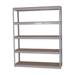 Spur Zamba Bolted and Boltless Freestanding Shelving