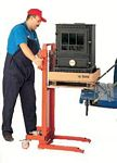 Ezi Lift manual handling aids including table lifts scissor lifts and component lifters