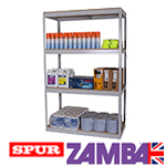 Warehouse shelving | Industrial Angle |  Standard Shelving | industrial shelves | Shelf Units steel shelving