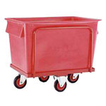 Laundry Trolleys bottle skips and big bin plastic container trolleys