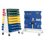 Bott Mobile Perfo Tool Racks | Tool Storage Trolleys | Bott Louvre Trolleys