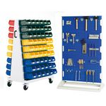 Bott Perfo panels | tool shadow board | perforated wall panels | tool hooks | industrial workshop