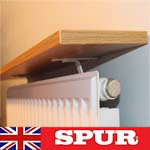 No Drill Radiator Shelf Brackets Energy Saving Radtop Shelves