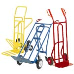 Sack trucks stair climbing sack truck including cheap, budget and industrial sack barrows
