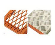 Safety Steps | Mesh or Aluminium Antislip chequer plate for food manufacturing & wet areas