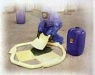 Spill kits for oil and chemicals spillages